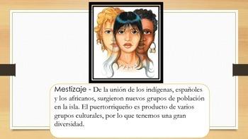 Presentaciones - Puerto Rico nuestros antepasados