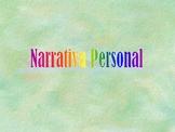 Presentacion (PPT): Que es una narrativa personal?