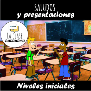 Presentaciones y Saludos. Greetings and Introductions.