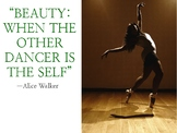 """Presentation: Alice Walker's """"Beauty: When the Other Dancer Is the Self"""""""