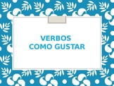 Presentation - GUSTAR and Similar Verbs
