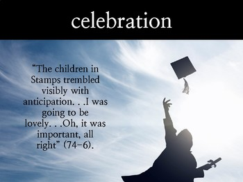 "Presentation: ""Graduation,"" by Maya Angelou"