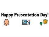 Presentation Preparation with PCS visual support