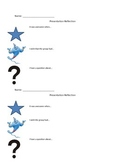 Presentation Reflection Sheet