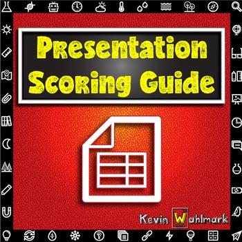 Presentation Scoring Guide Rubric