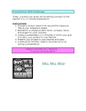 BUSINESS:  Presentation Skill Challenge Activity- Business Pitch