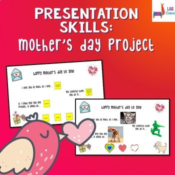 Presentation Skills: Mother's Day Picture Project