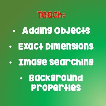 Presentation Skills: Patterned Christmas Tree