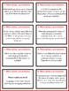 Presentation Skills - Task Cards and Planning Sheet