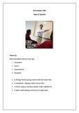 Presentation Skills Types of Speeches