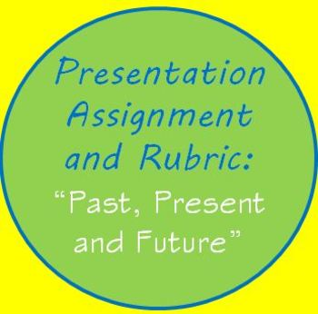 Presentation Speech Assignment & Rubric Your Past Present