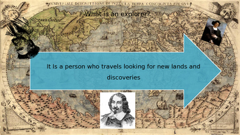 Presentation about Exploring the Americas and Colonization