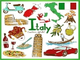 Presentation about Italy