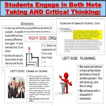 Presentation and Speaking Ultimate PowerPoint: AVID or ELA