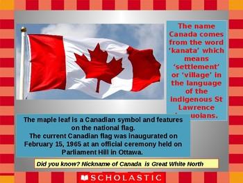 Presentation on Canada