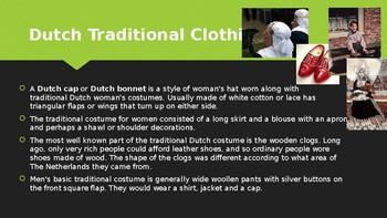 Presentation on Dutch Culture