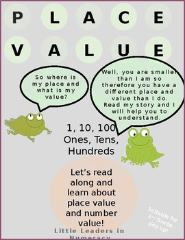 Presentation on Place Value and Number Value