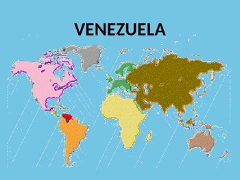 Presentation on Venezula Culture