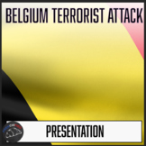 Presentation on the terrorist attacks in Brussels
