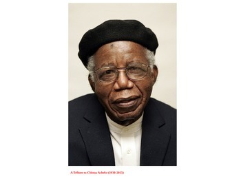 Presentations of Chinua Achebe's Key Novels with the Insid