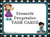 Presente Progresivo TASK CARDS