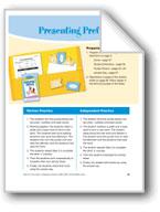 Presenting Prefixes