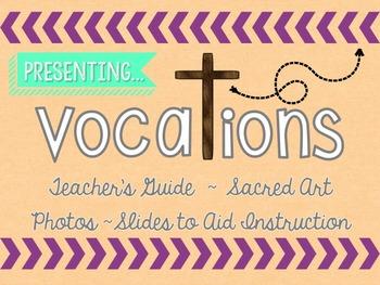 Presenting: Vocations