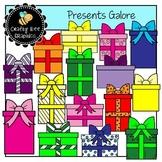 Presents Galore Clip Art Set