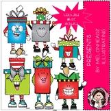 Presents clip art - Mini - Melonheadz Clipart