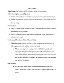 Preserving Oral Tradition Lesson Plan