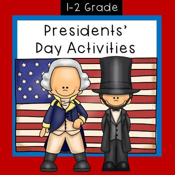 Presidents' Day Activities: Money, Research, Washington, Lincoln, Sight Words