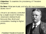 Presidency of Theodore Roosevelt PowerPoint Presentation