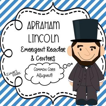 Abraham Lincoln Emergent Reader