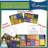 President Abraham Lincoln Lapbook/Interactive Notebook