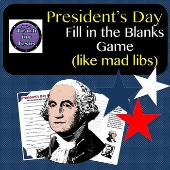 President Activities Bundle