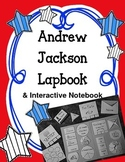 President Andrew Jackson Lapbook & Interactive Notebook