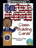 President Barack Obama Kagan Classbuilding Activity Cards