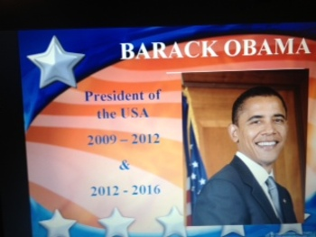 President Barack Obama PowerPoint