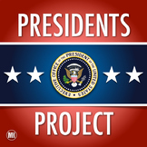 PRESIDENTS DAY PROJECT: Summarize the Life and Biography of a President