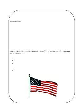 President Biography Project