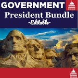 President Bundle | US Government