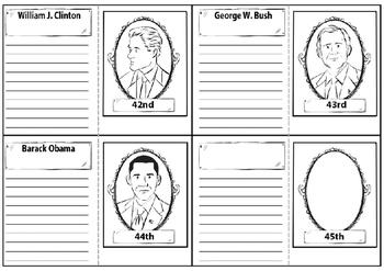 President Card Set
