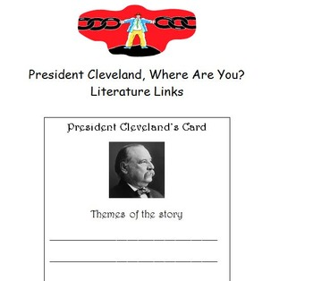President Cleveland Where Are You: Circle of Knowledge and Theme Activities
