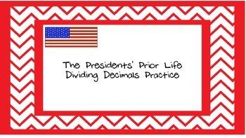 President Decimal Division