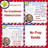 President Dwight Eisenhower No-Prep Bundle