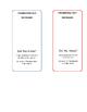 President Fact Bookmark 1st Grade Friendly