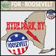 President Franklin D. Roosevelt - FDR Clip Art {Messare Clips and Design}
