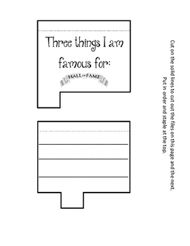 President Franklin D. Roosevelt Lapbook and Interactive   Notebook