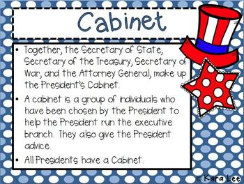 President George Washington PowerPoint and Notes