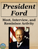 President Gerald Ford Activity